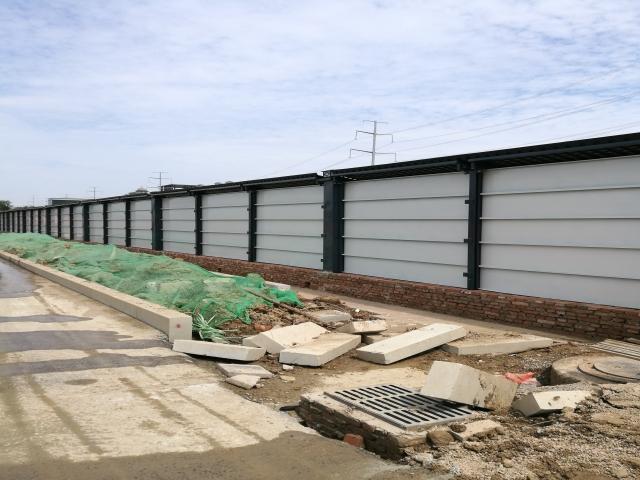 新型钢结构地铁围挡推荐优质推荐